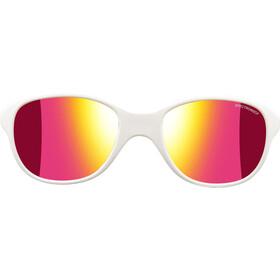 Julbo Romy Spectron 3CF Sunglasses 4-8Y Kinder shiny white/blue-multilayer pink